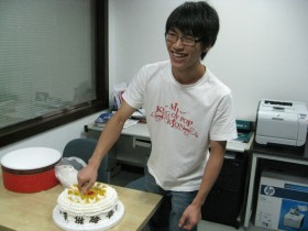 Liu Wei's Birthday 2011 Sep-1