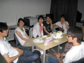 Liu Wei's Birthday 2011 Sep-2